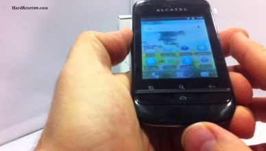 Alcatel OT-903D Hard reset, Factory Reset and Password Recovery