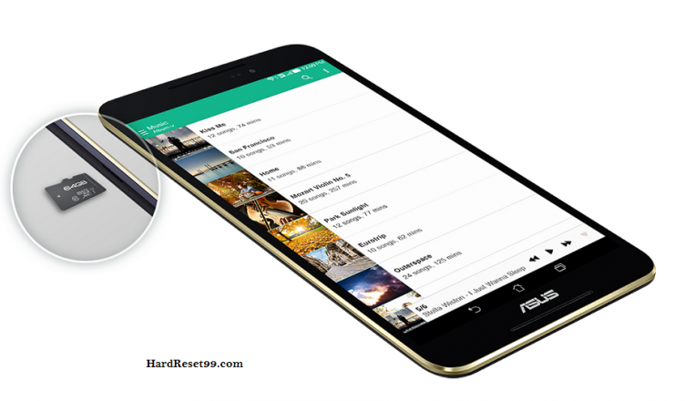 Asus Fonepad 8 FE380CG Hard reset, Factory Reset and Password Recovery