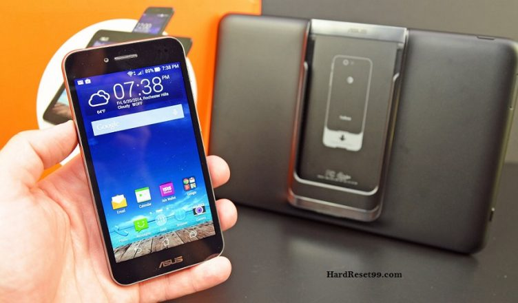 Asus PadFone S Hard reset, Factory Reset and Password Recovery