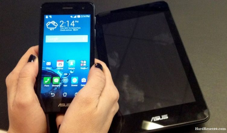 Asus PadFone X mini Hard reset, Factory Reset and Password Recovery