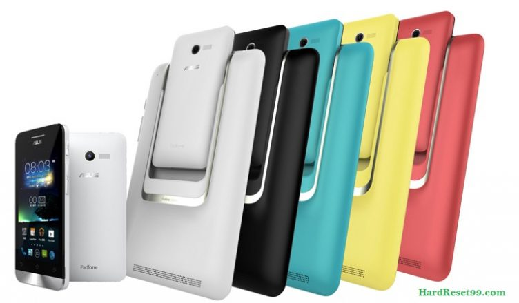 Asus Padfone mini Hard reset, Factory Reset and Password Recovery