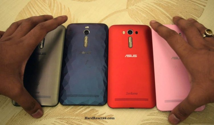 Asus ZenFone 2 Laser 5.5 Hard reset, Factory Reset and Password Recovery