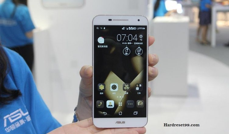 Asus Zenfone Pegasus 3 Hard reset, Factory Reset and Password Recovery