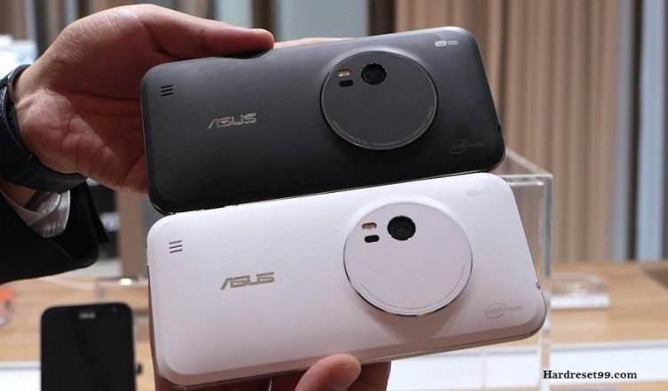 Asus Zenfone Zoom ZX551ML Hard reset, Factory Reset and Password Recovery