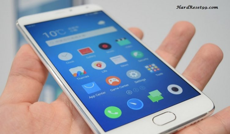 Meizu M3 Note Hard reset, Factory Reset and Password Recovery