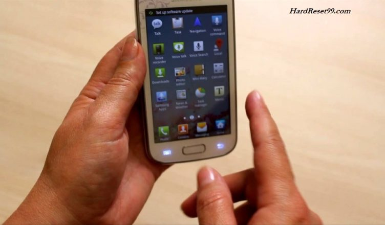 Samsung Ace La Fleur Hard reset, Factory Reset and Password Recovery