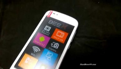 Beex Conquest Hard reset, Factory Reset and Password Recovery