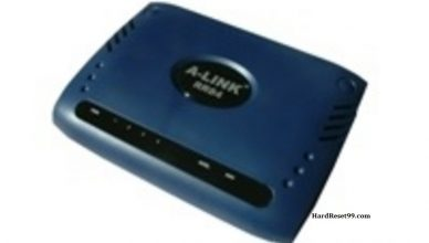 A-Link RoadRunner-84AP Router - How To Reset To Factory Defaults Settings