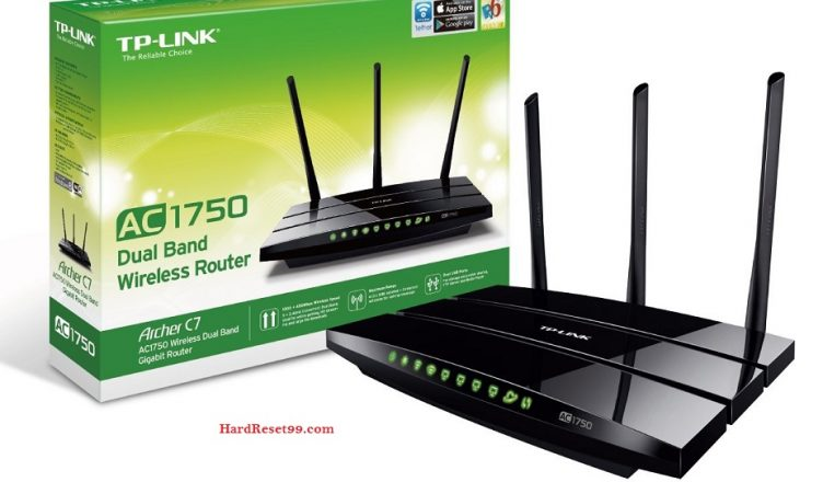 TP-Link AC1750 Router - How to Reset to Factory Settings
