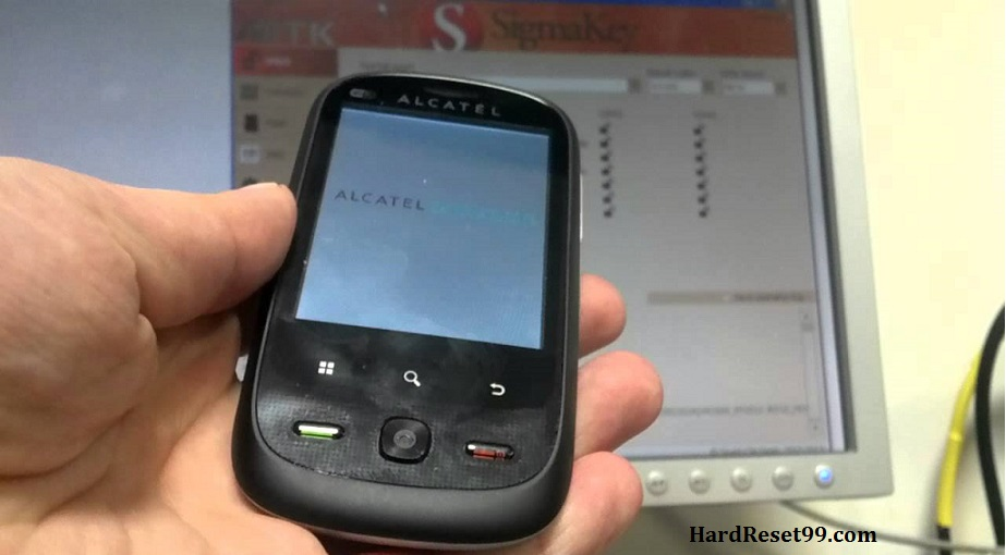 Alcatel OT 890 Hard reset, Factory Reset and Password Recovery
