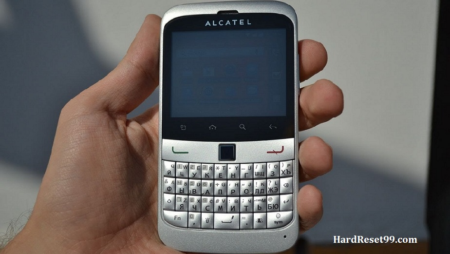 Alcatel OT 916D Hard reset, Factory Reset and Password Recovery