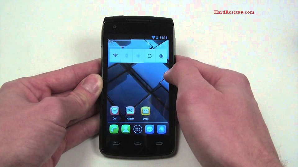Alcatel OT 992D Hard reset, Factory Reset and Password Recovery