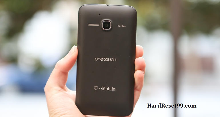 Alcatel One Touch Evolve Hard reset, Factory Reset and Password Recovery