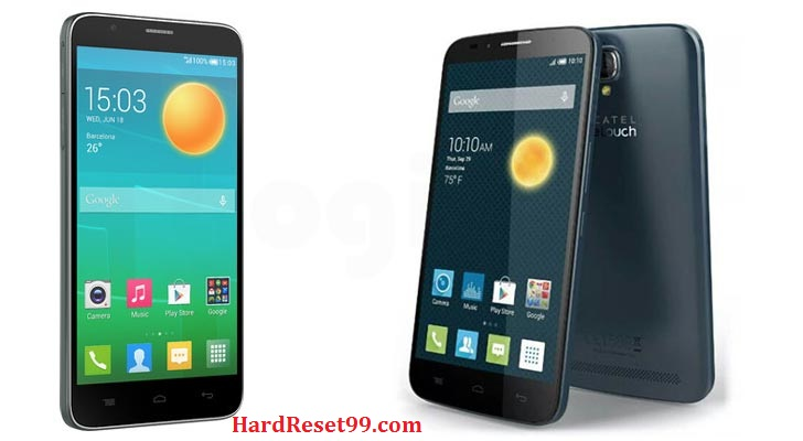 Alcatel One Touch Flash Plus Hard reset, Factory Reset and Password Recovery
