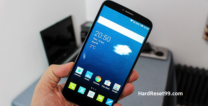 Alcatel One Touch Hero 2C Hard reset, Factory Reset and Password Recovery