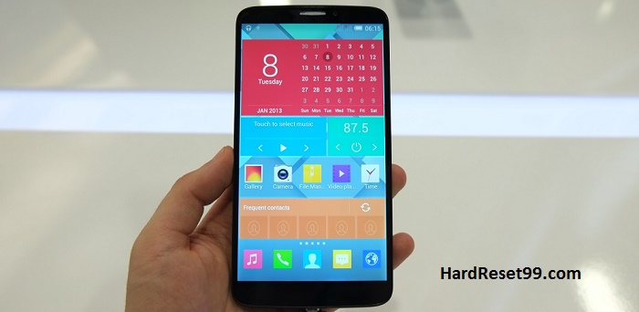 Alcatel One Touch Hero Hard reset, Factory Reset and Password Recovery