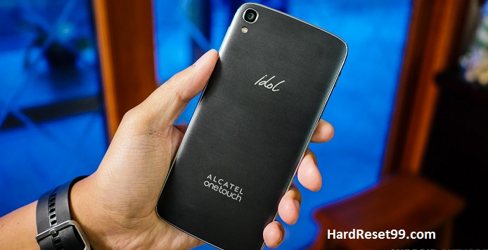 Alcatel One Touch Idol 3 Dual SIM Hard reset, Factory Reset and Password Recovery