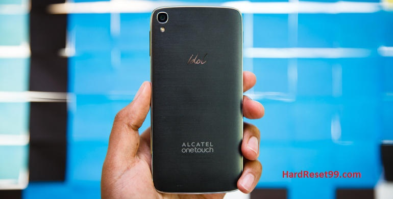 Alcatel One Touch Idol 3 Hard reset, Factory Reset and Password Recovery