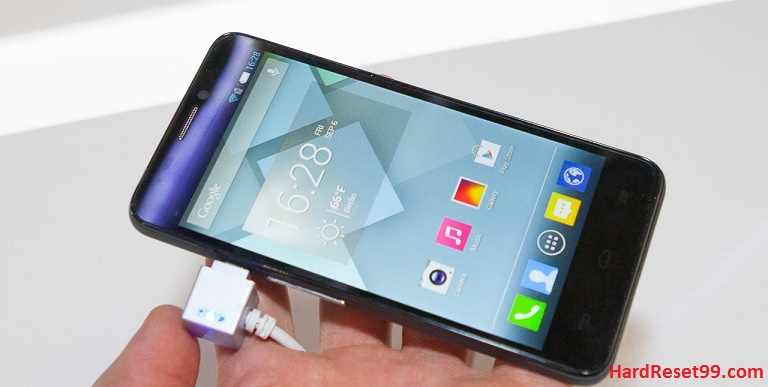 Alcatel One Touch Idol S Hard reset, Factory Reset and Password Recovery