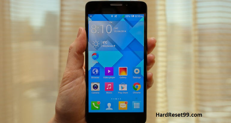 Alcatel One Touch Idol X plus Hard reset, Factory Reset and Password Recovery