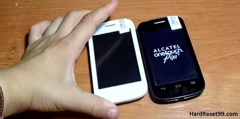 Alcatel One Touch Pixi 3 4050X Hard reset, Factory Reset and Password Recovery