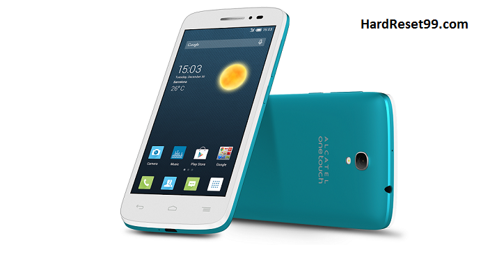 Alcatel One Touch Pop 2 4.5 Dual SIM Hard reset, Factory Reset and Password Recovery
