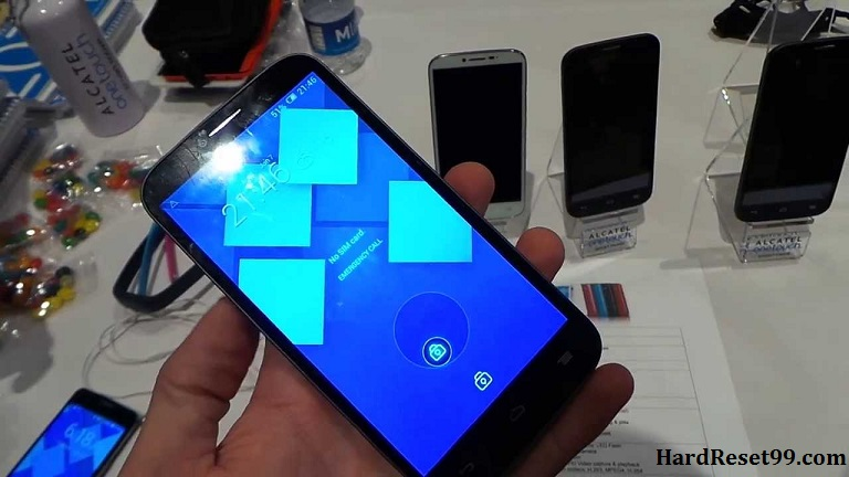 Alcatel One Touch Pop C9 Hard reset, Factory Reset and Password Recovery