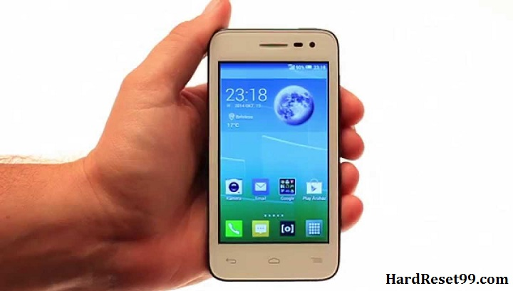 Alcatel One Touch Pop S3 Hard reset, Factory Reset and Password Recovery