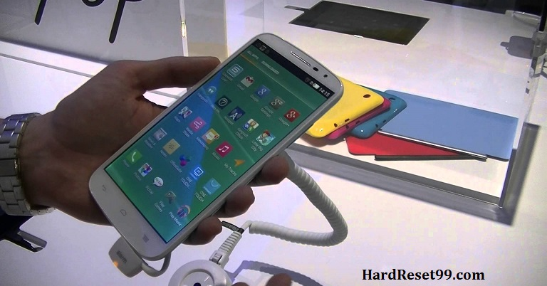 Alcatel One Touch Pop S9 Hard reset, Factory Reset and Password Recovery