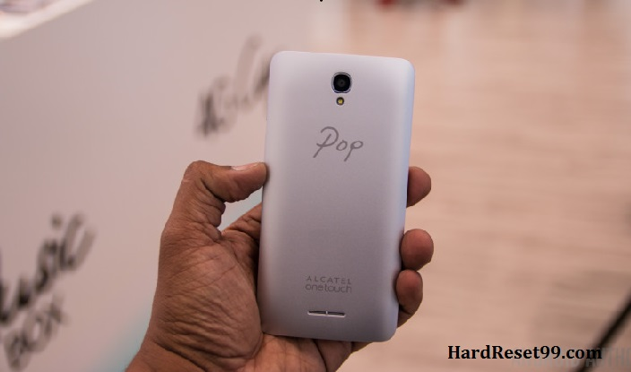 Alcatel One Touch Pop Star 4G Hard reset, Factory Reset and Password Recovery