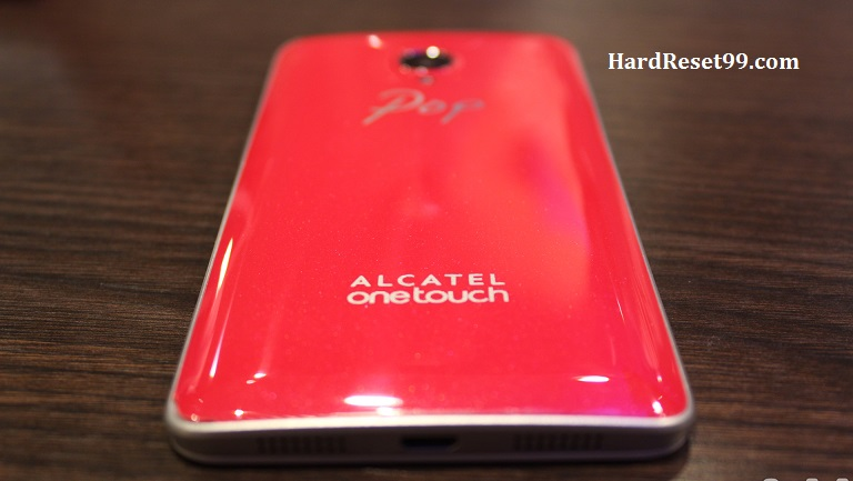 Alcatel One Touch Pop Up Hard reset, Factory Reset and Password Recovery