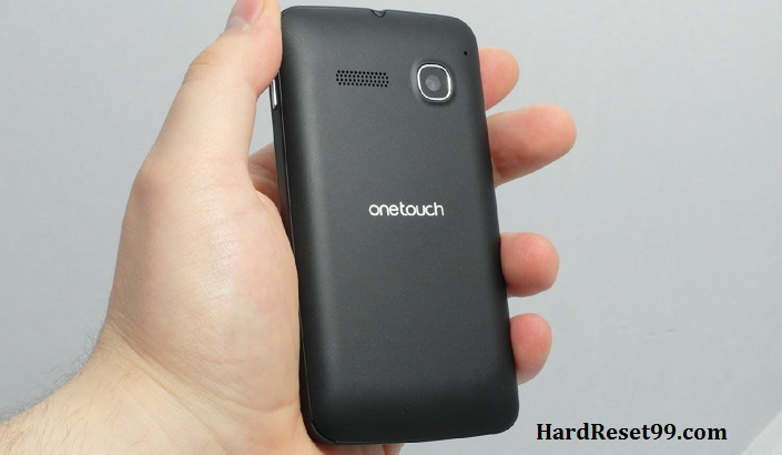 Alcatel One Touch S'Pop Hard reset, Factory Reset and Password Recovery