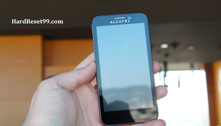 Alcatel One Touch Snap LTE Hard reset, Factory Reset and Password Recovery