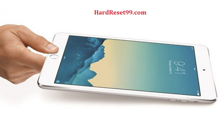 Apple iPad 2 3 Hard Reset, Factory Reset & Password Recovery