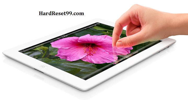 Apple iPad 3 Hard Reset, Factory Reset & Password Recovery