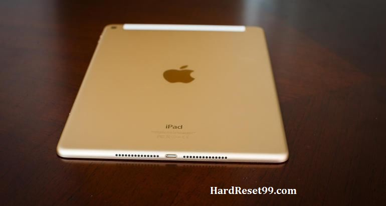 Apple iPad Air Wi-Fi Hard Reset, Factory Reset & Password Recovery