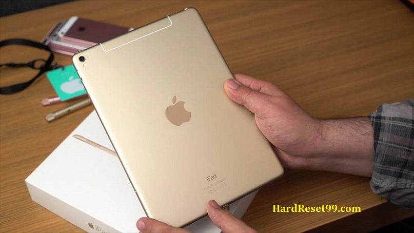 Apple iPad Pro 9.7 WiFi Hard Reset, Factory Reset & Password Recovery