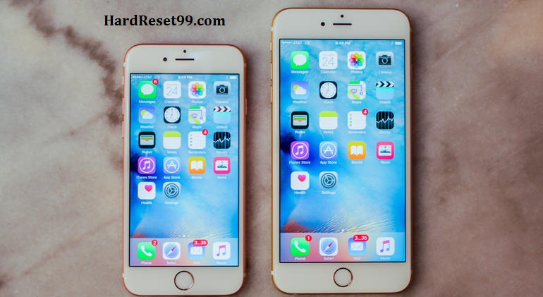 Apple iPhone 6s plus Hard Reset, Factory Reset & Password Recovery