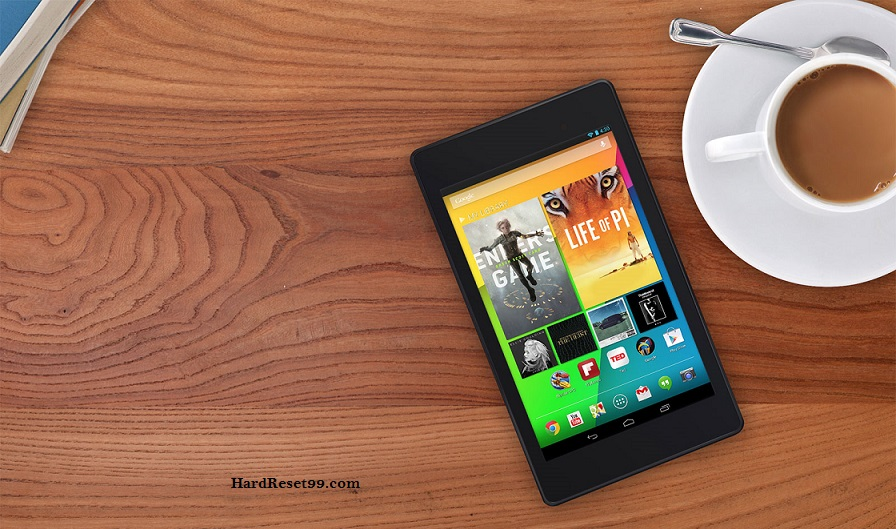 Asus Nexus 7 K009 Hard reset, Factory Reset and Password Recovery