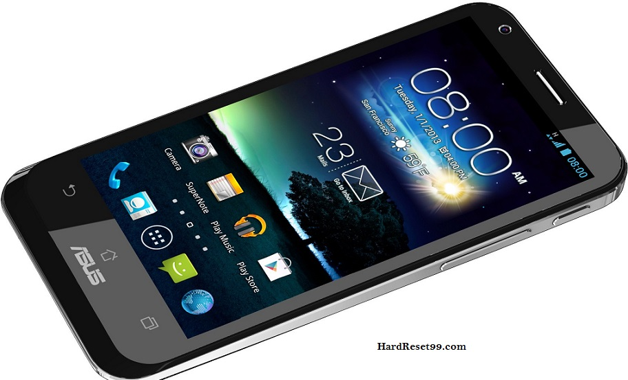 Asus PadFone 2 Hard reset, Factory Reset and Password Recovery