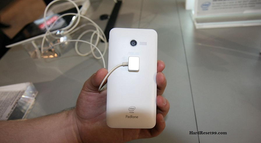 Asus Padfone mini 4.3 Hard reset, Factory Reset and Password Recovery