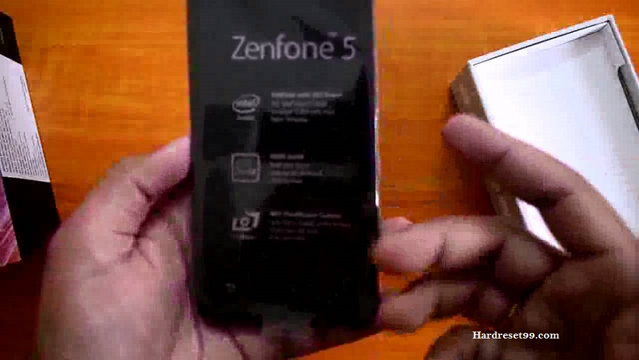 Asus ZenFone 5 Lite Hard reset, Factory Reset and Password Recovery