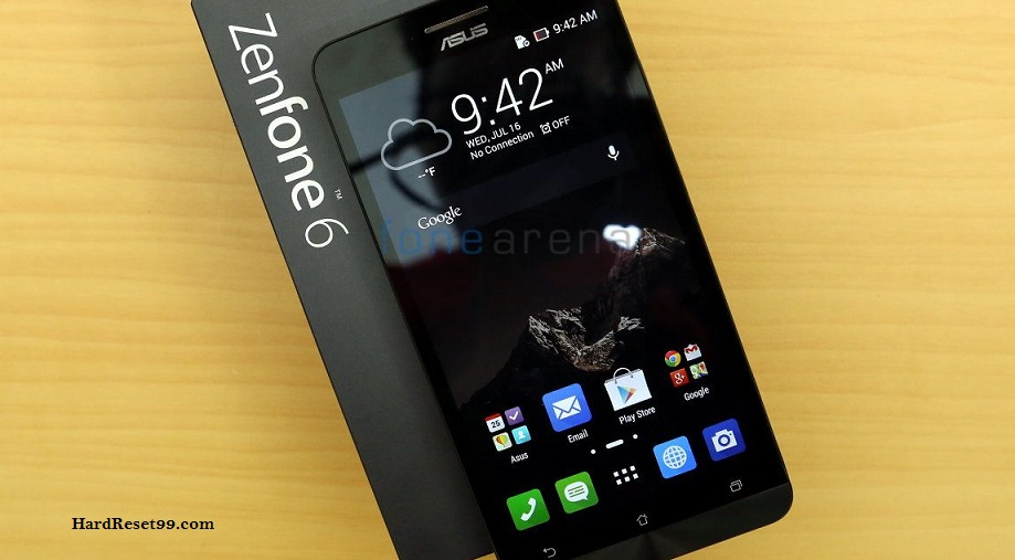 Asus ZenFone 6 A601CG Hard Reset Factory And Password Recovery