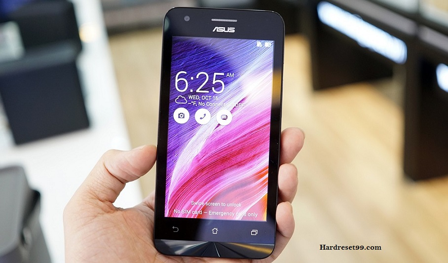 Asus ZenFone C ZC451CG Hard reset, Factory Reset and Password Recovery