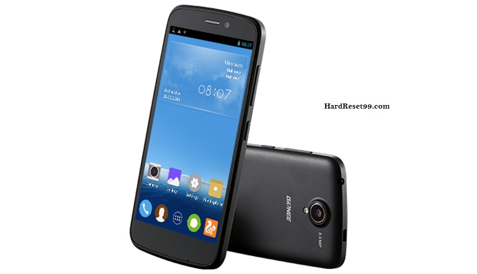 Gionee CTRL V4S Hard reset, Factory Reset and Password Recovery