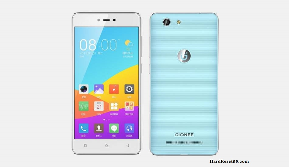Gionee F100 Hard reset, Factory Reset and Password Recovery