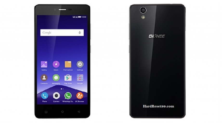 Gionee Fashion F103 Hard reset, Factory Reset and Password Recovery