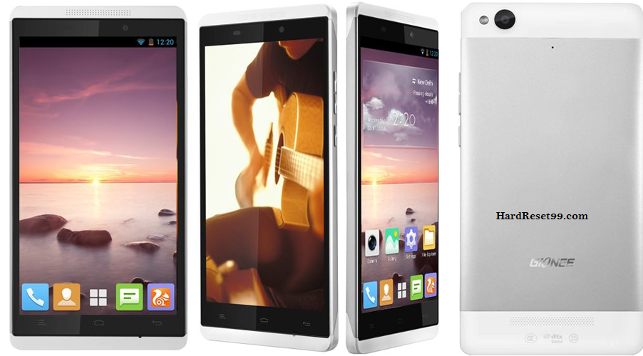Gionee Gpad G4 Hard reset, Factory Reset and Password Recovery
