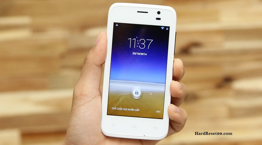 Gionee P2S Hard reset - Factory Reset and Password Recovery