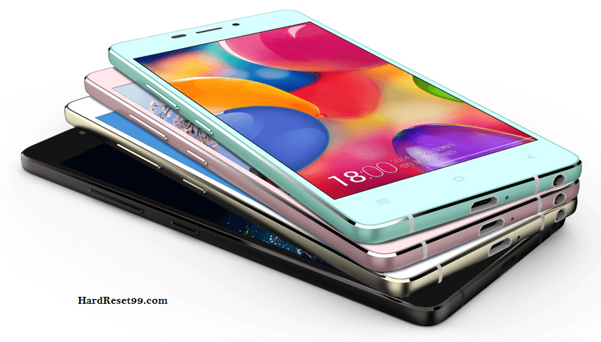 Gionee P5w Hard reset, Factory Reset and Password Recovery
